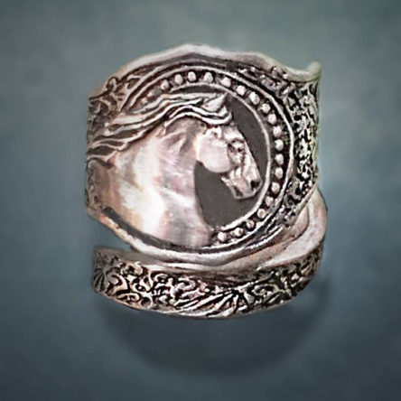Gypsy Vanner Horse  Ring