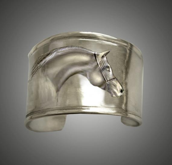 Arabian Horse Cuff
